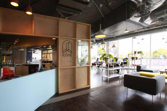 Accueil Lounge-Bar