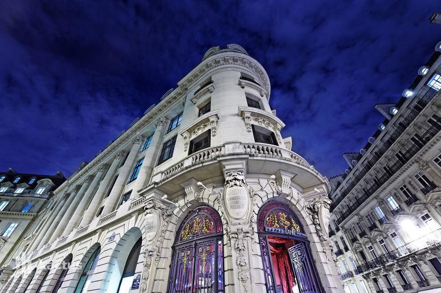 Hôtel Banke ***** - Salle des Coffres  31