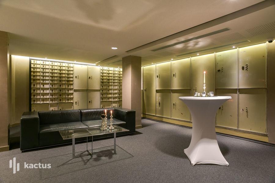 Hôtel Banke ***** - Salle des Coffres  49