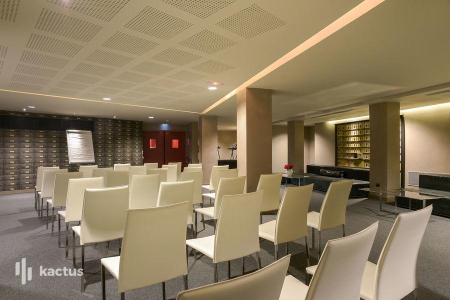 Hôtel Banke ***** - Salle des Coffres  51