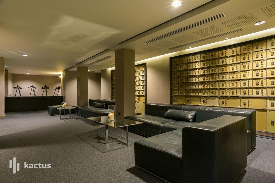 Hôtel Banke ***** - Salle des Coffres  54