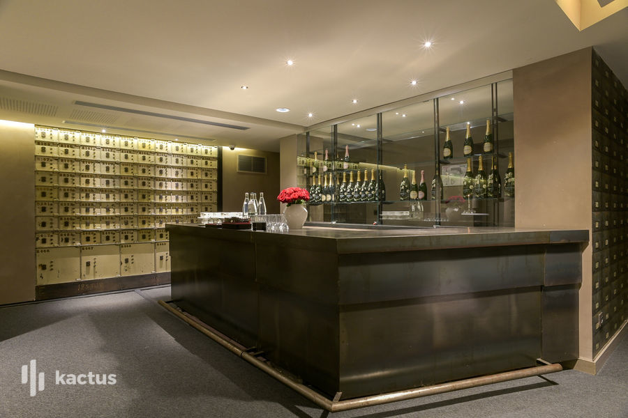 Hôtel Banke ***** - Salle des Coffres  56