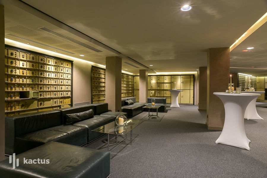 Hôtel Banke ***** - Salle des Coffres  58