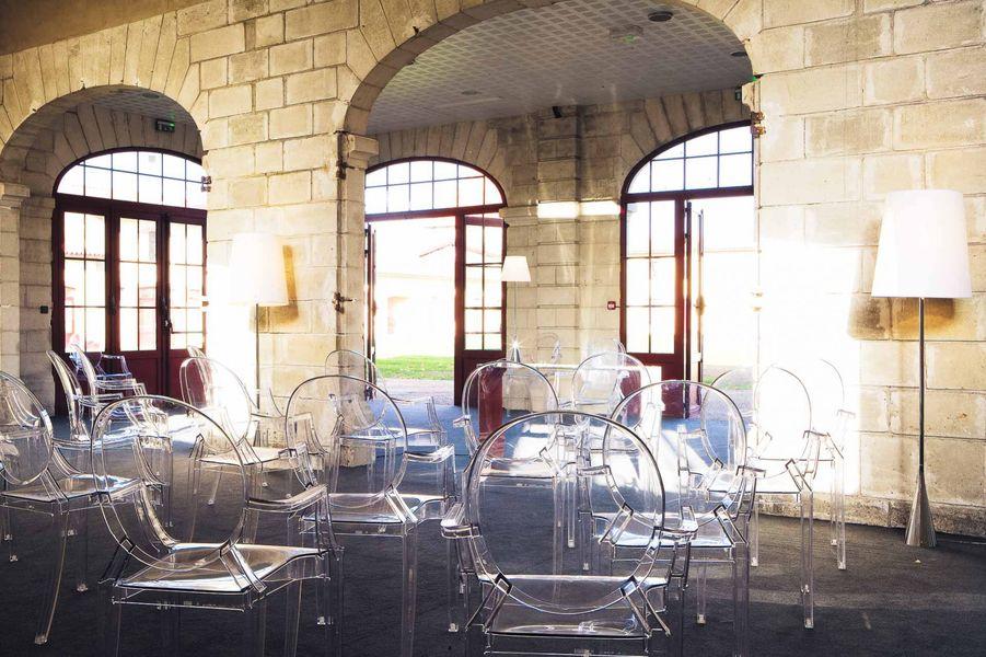 Domaine Des Lys Salle de séminaire