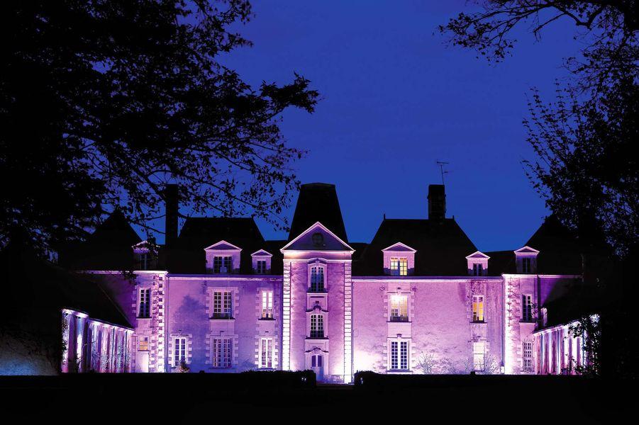 Domaine Des Lys Vue de Nuit
