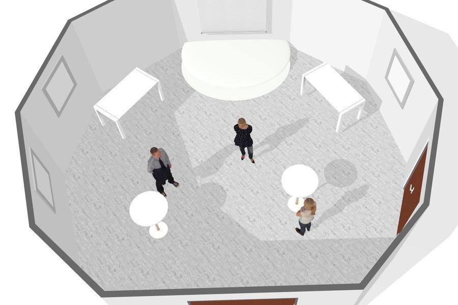 Splendid Hôtel & Spa ****  Atrium cocktail