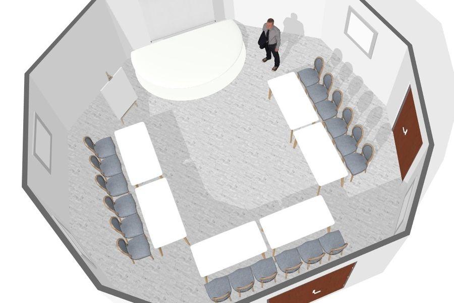 Gounod Hôtel *** Atrium U