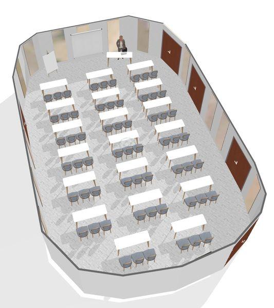 Gounod Hôtel *** Massena école