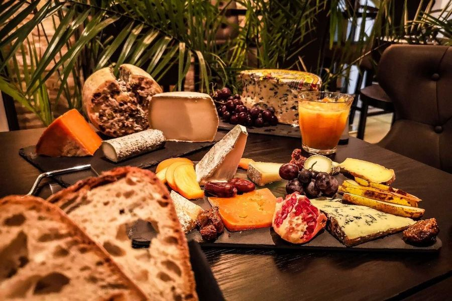 Pigalle Fromage Club Fromages