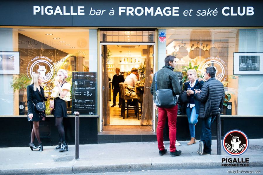 Pigalle Fromage Club 12