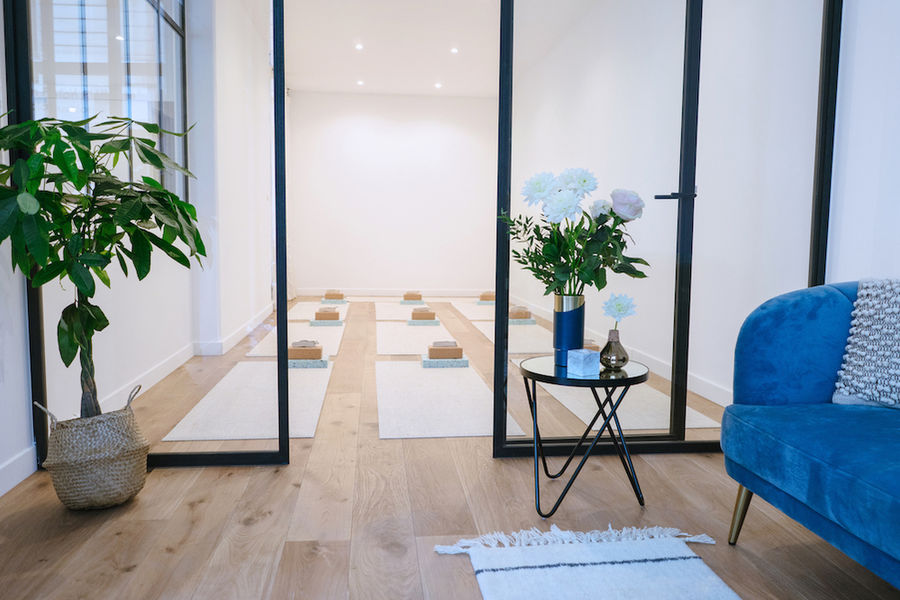 tiny yoga club Studio de yoga