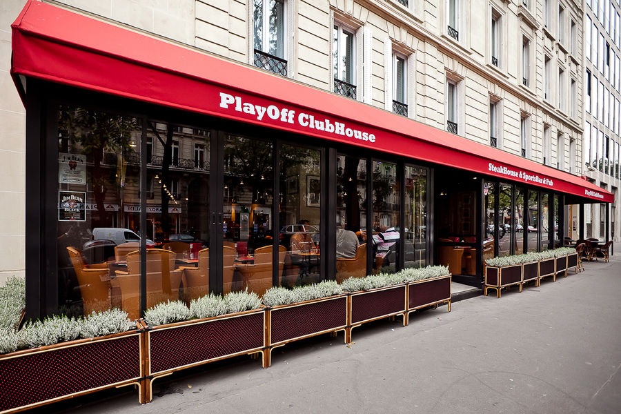 PlayOff Wagram façade