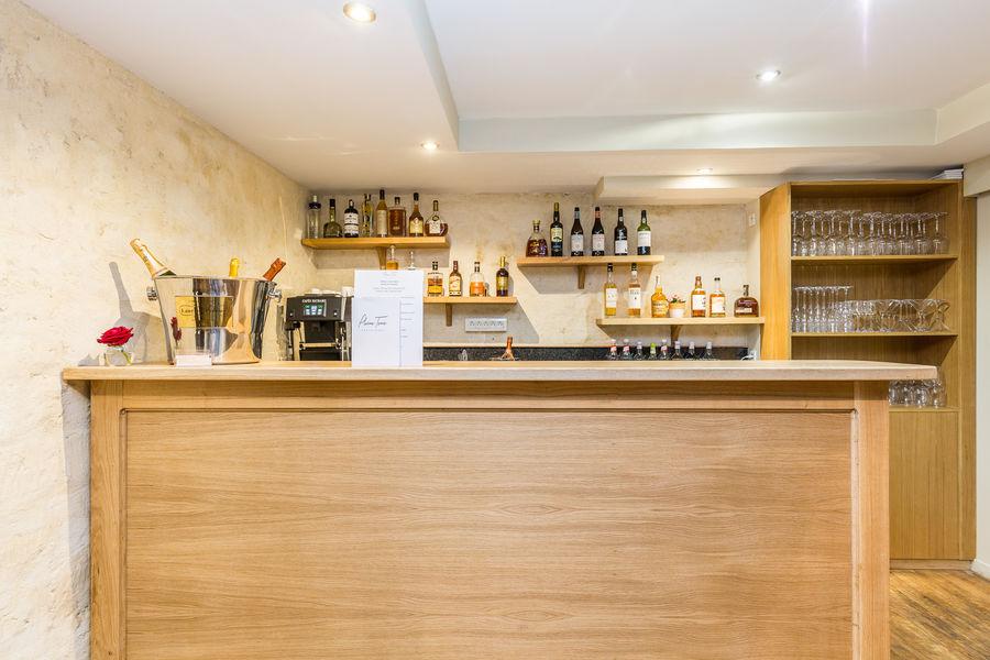 Restaurant Pleine Terre Le Bar