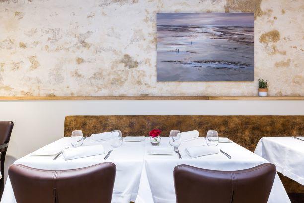 Restaurant Pleine Terre Salle de restaurant