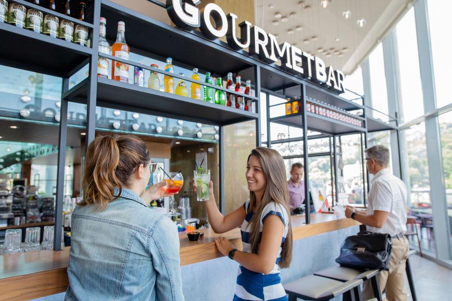 Novotel Lyon Confluence **** Gourmet Bar