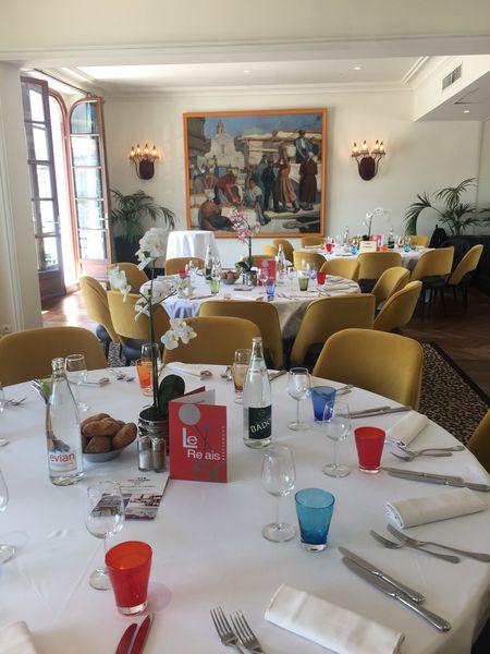 Hôtel La Résidence du Vieux-Port **** Salon Club (à partir de 13h00)