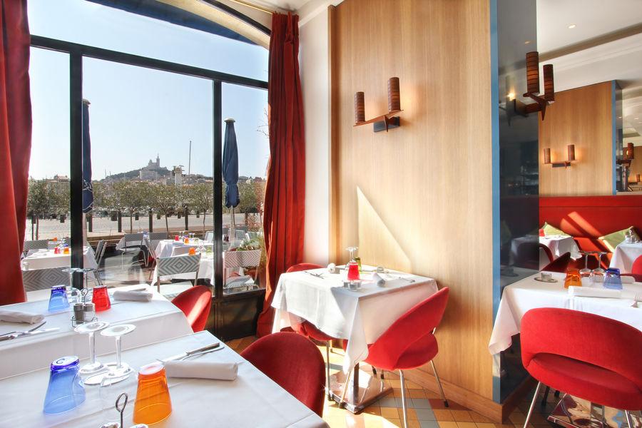 Hôtel La Résidence du Vieux-Port **** Restaurant