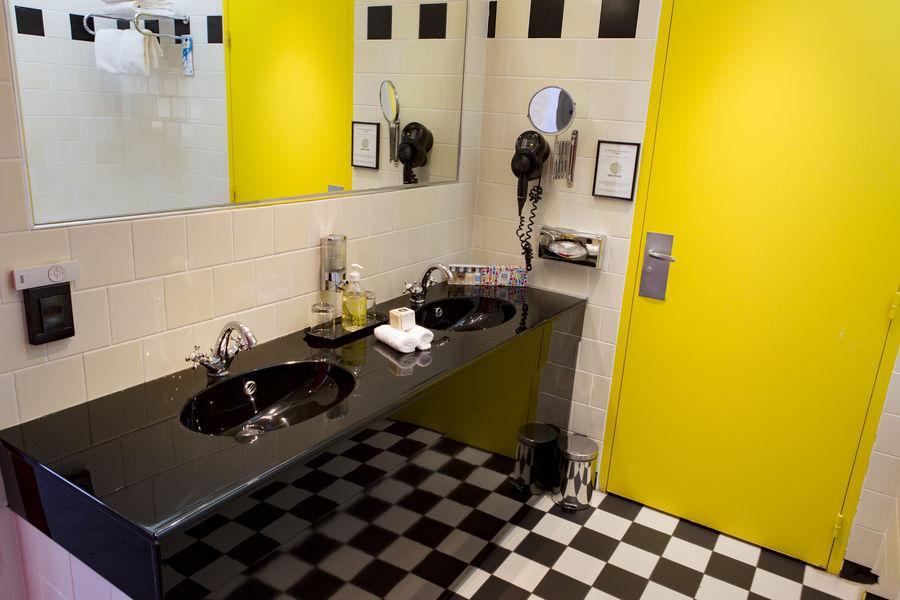 Hôtel La Résidence du Vieux-Port **** Salle de bain