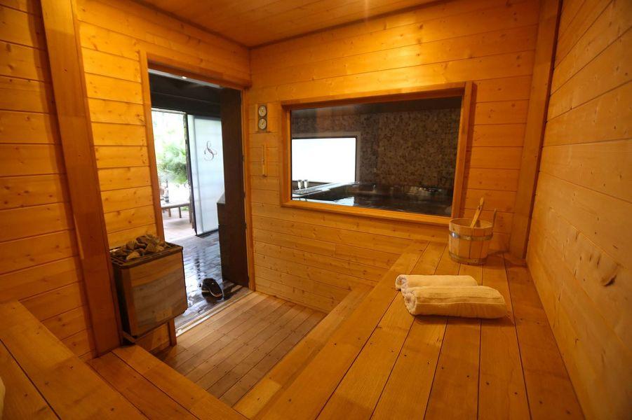 Hôtel Les Jardins de Cassis *** Sauna