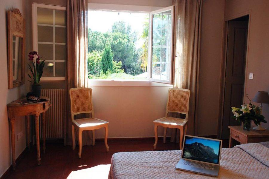 Hôtel Les Jardins de Cassis *** Chambre