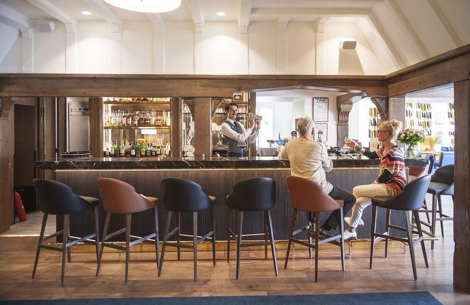 Le Manoir Hôtel *** Le Manoir Hôtel - Le bar