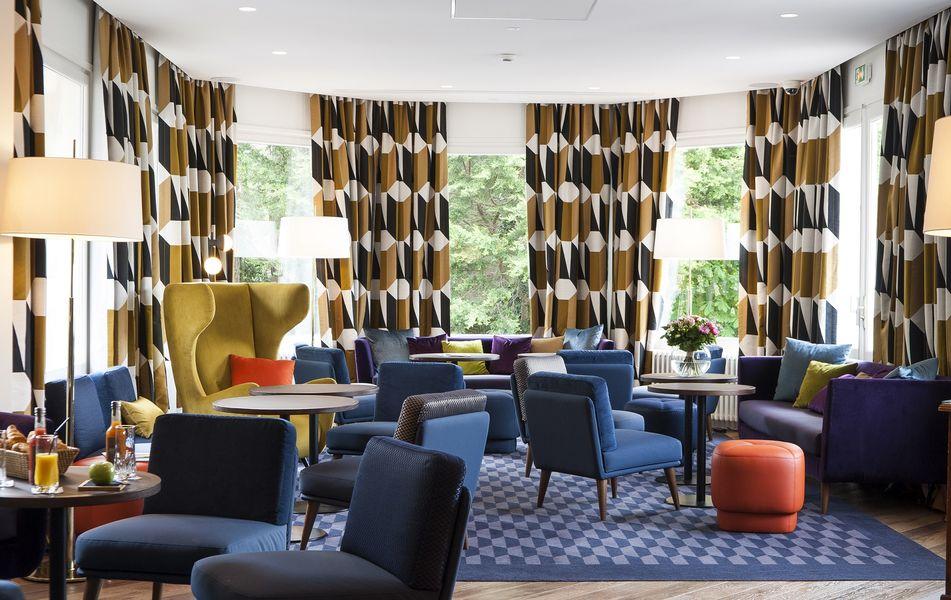 Le Manoir Hôtel *** Le Manoir Hôtel - Le Lounge