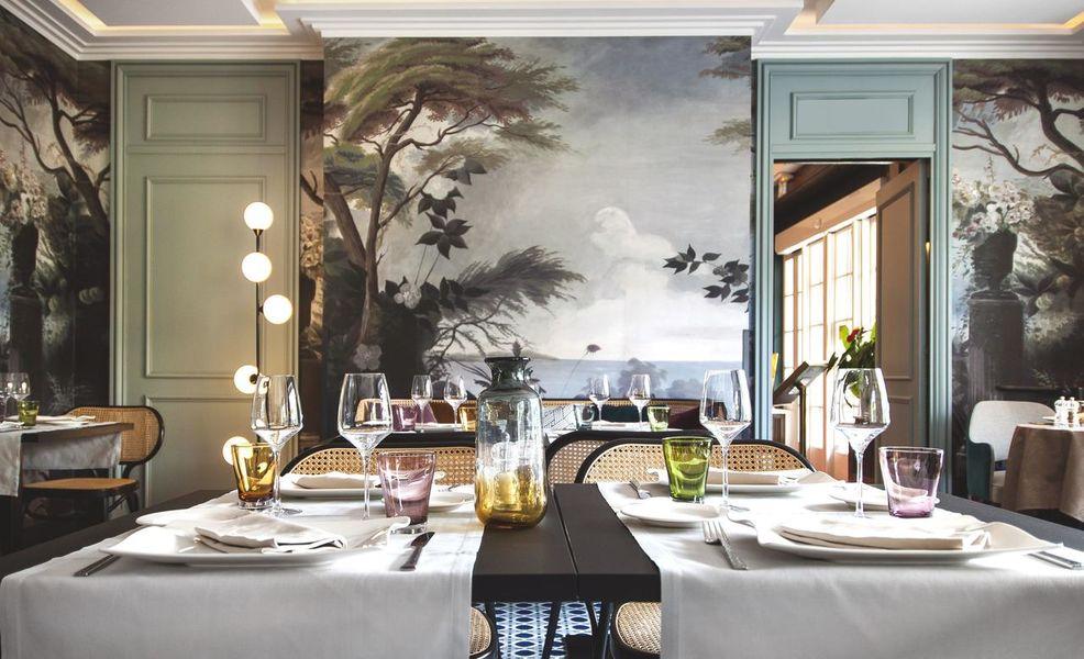 Le Manoir Hôtel *** Le Manoir Hôtel - La Table du Manoir, restaurant de l'hôtel