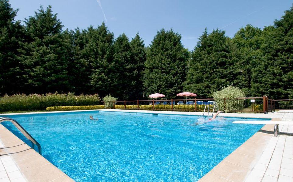 Le Manoir Hôtel *** Le Manoir Hôtel - La piscine