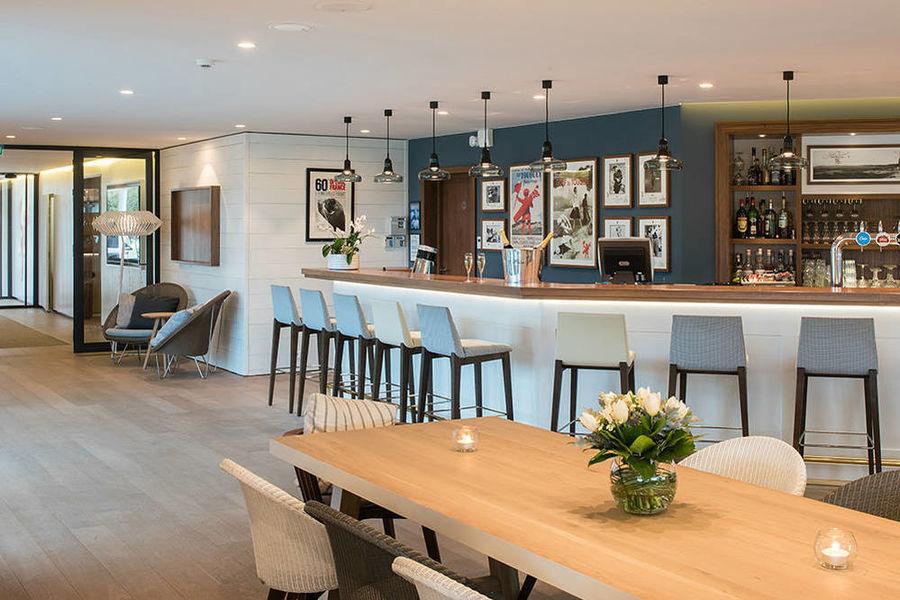Le Manoir Hôtel *** Golf du Touquet - The Spoon, restaurant du Club House