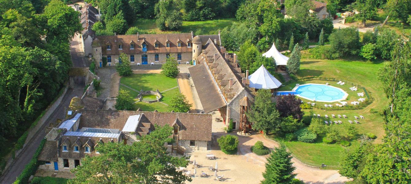 Domaine des Vaux de Cernay Domaine des Vaux de Cernay