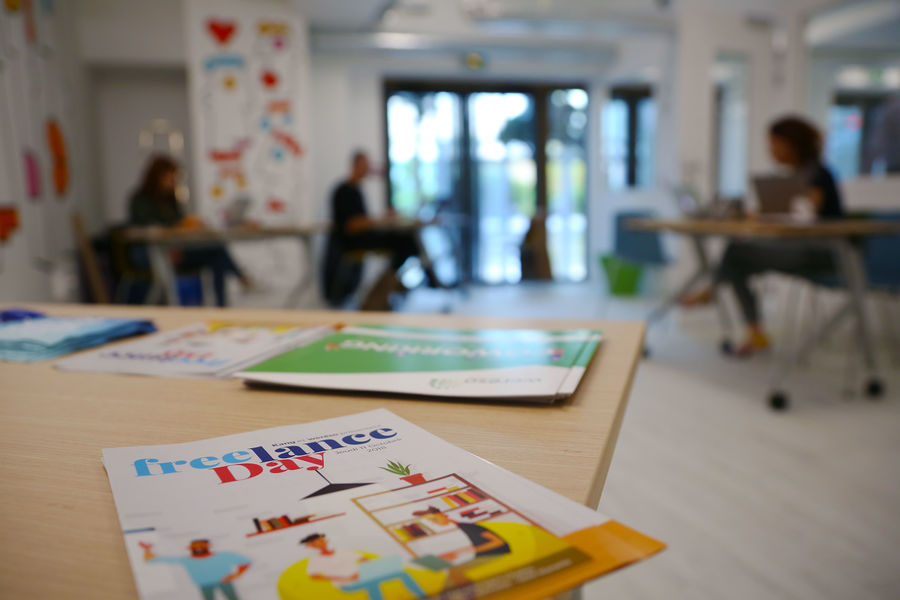 Weréso Marseille Saint-Charles Salon 100% freelances
