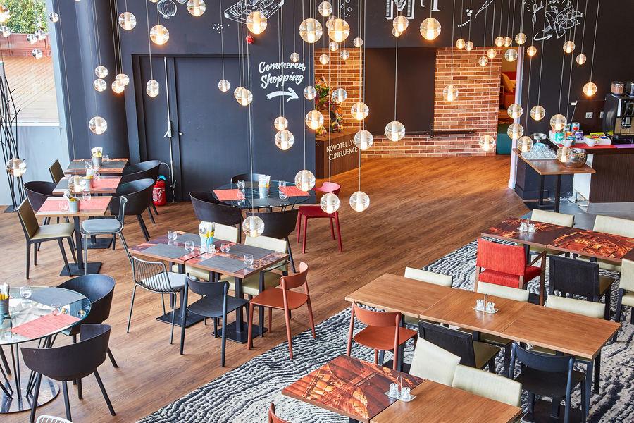 Novotel Lyon Confluence **** Restaurant