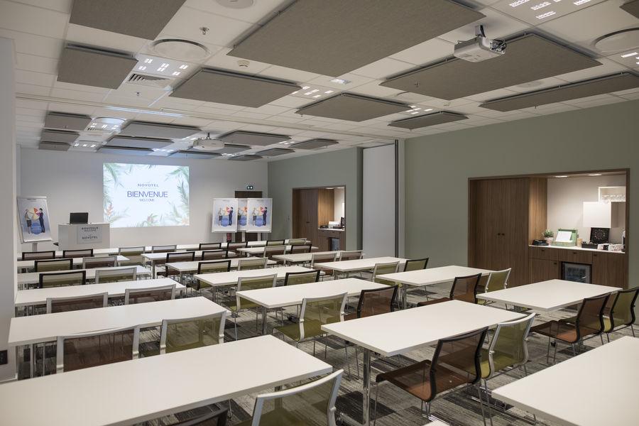 Novotel Lyon Confluence **** Salle de séminaire