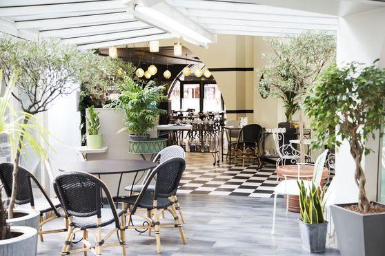 Restaurant La Brasserie Centrale