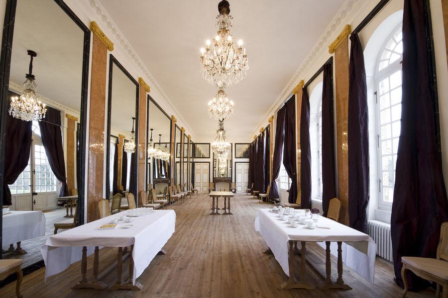 Domaine de la Groirie Salon des Miroirs