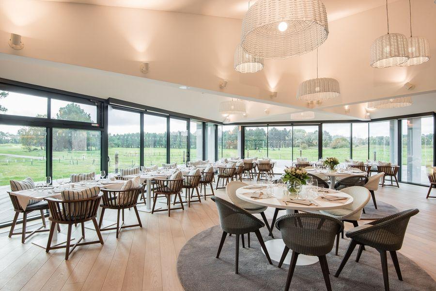 Le Manoir Hôtel *** Le Spoon - Restaurant du Club House du Golf du Touquet
