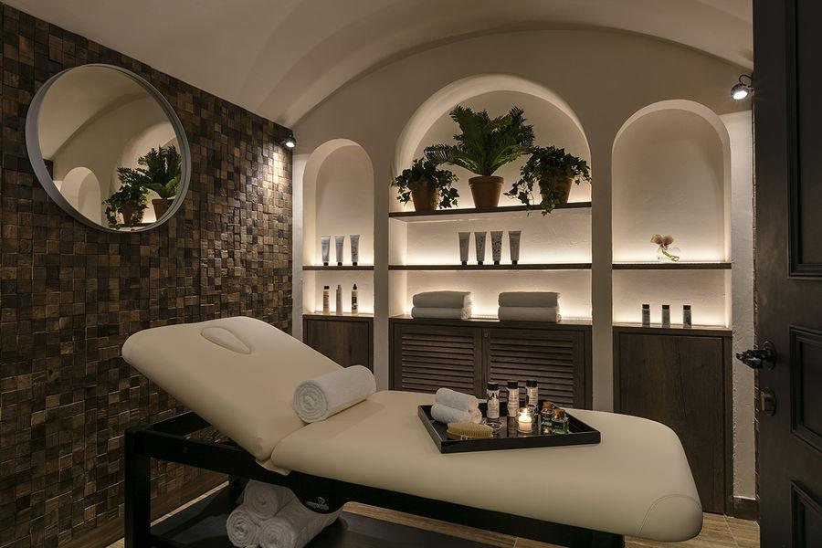 Hôtel Royal Madeleine **** Salle de massage