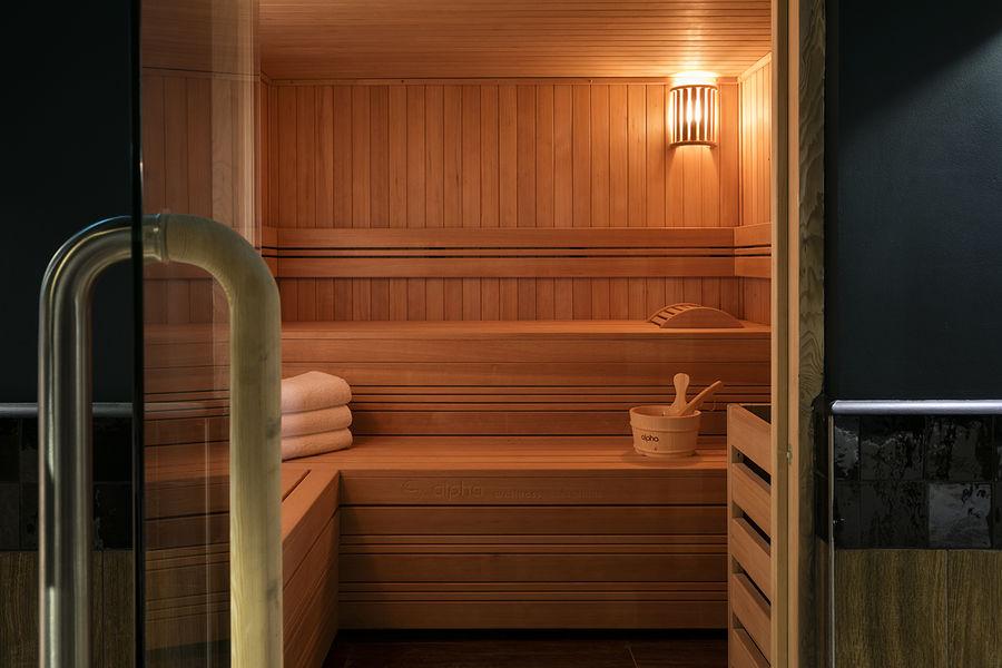 Hôtel Royal Madeleine **** Sauna