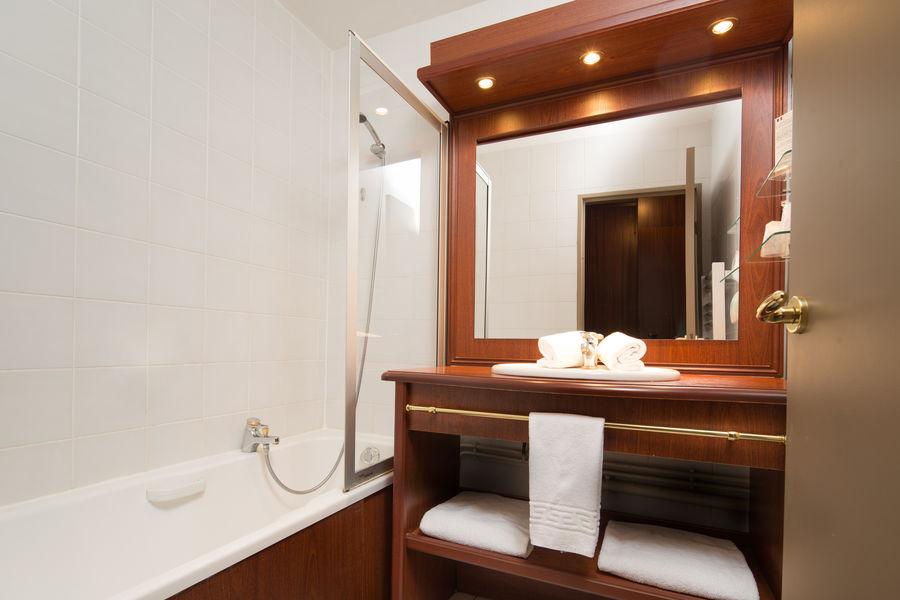 Domaine Ker Juliette*** Salle de bain - hôtel