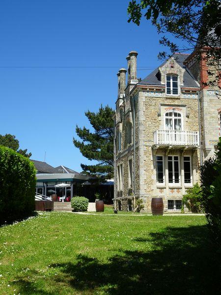 Domaine Ker Juliette*** Parvis et Villa Ker Juliette (pavillon séminaire)