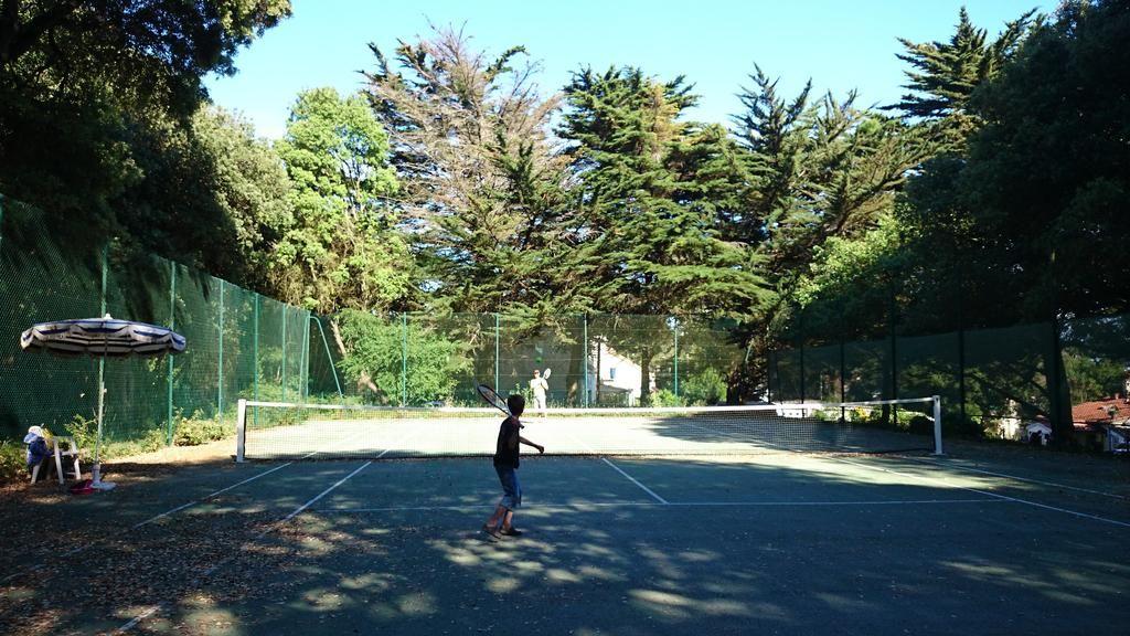 Domaine Ker Juliette*** Terrain de Tennis