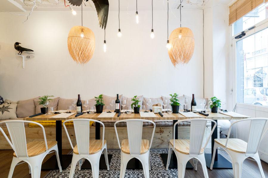 L'ÊtreAnge Restaurant / Bar