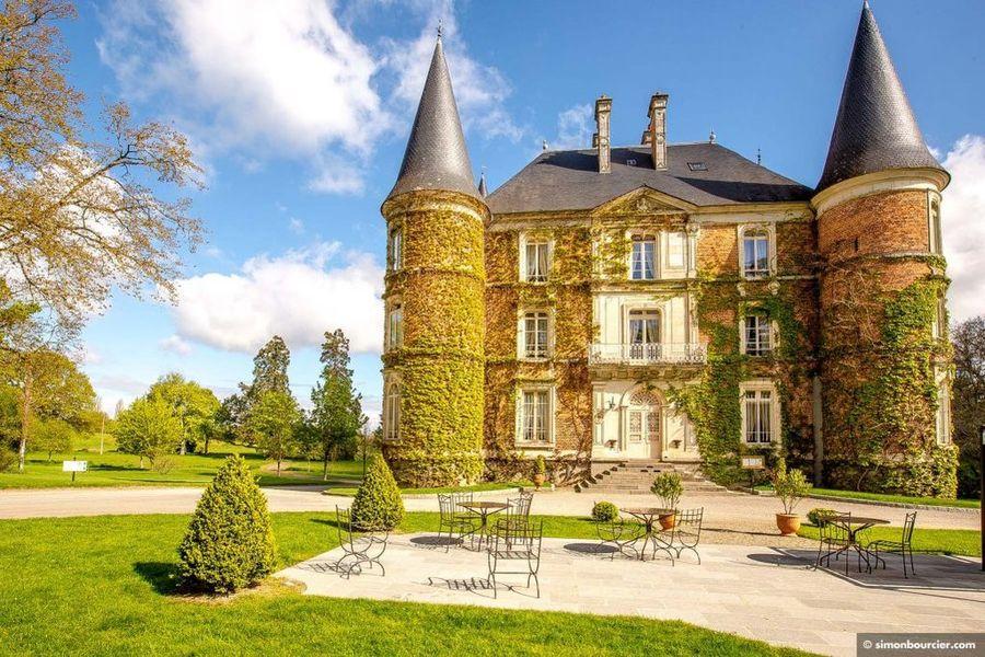 Chateau D'Apigne ***** 18