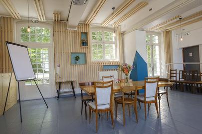 La Salle Montreau (format réunion)