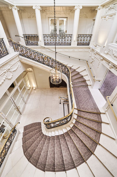 Le Pré Catelan Lenôtre Escaliers