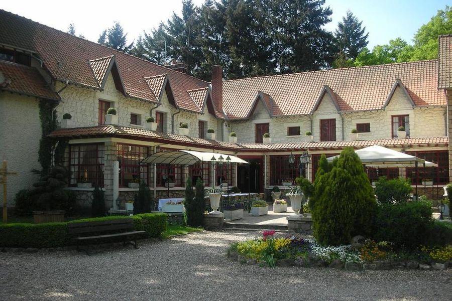 Hostellerie du Lys *** Extérieur