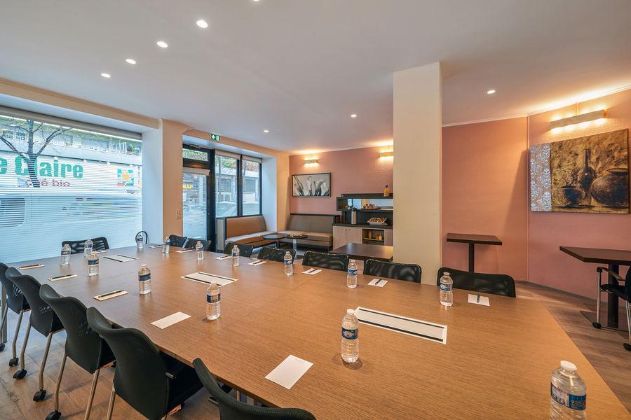 Hôtel Home Moderne *** Salle de réunion