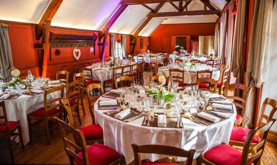 Domaine des Vaux de Cernay Banquet au salon Cîteaux