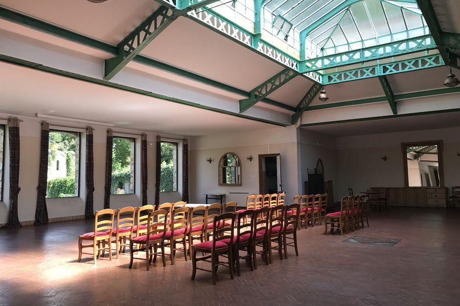 Domaine des Vaux de Cernay Pavillon 1900 (Haras)