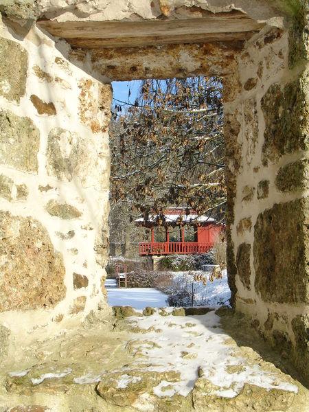 Domaine des Vaux de Cernay Villa Rothschild - Une chambre atypique face à l'étang